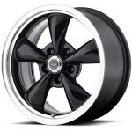VANNE ARE TORQ THRUST M BLACK 17X8 5X45 ET30