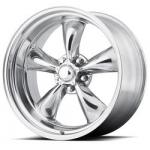 VANNE ARE TORQ THRUST 21 POLISHED 17X7 5X55X127 ET 0 VAIN 1KPL